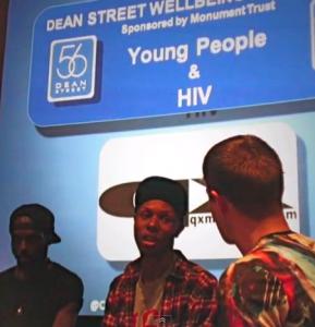 56 Dean St video clip 2