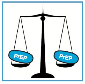 PrEP scales