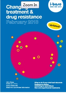 Drug resistance guide cover