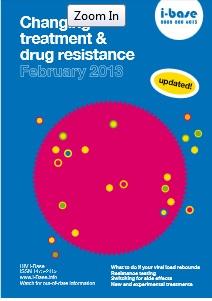 Drug resistance guide cover