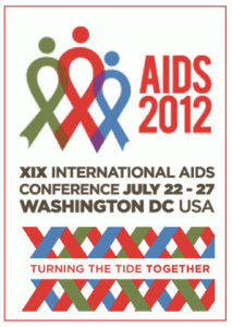 AIDS 2012 Turning the tide together