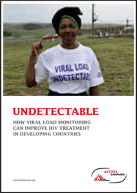 Undetectable: how viral load monitoring can improve HIV treatment in developing countries