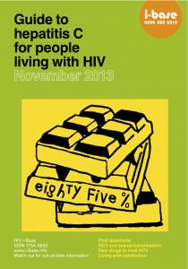 new HCV cover 2013