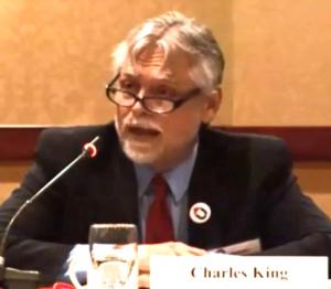 Charles King summarises new prevention plans for New York State.