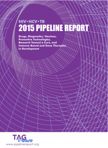 2015 Pipeline Report cover
