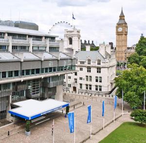 QE2 conference centre london