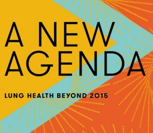 A new agenda: lung health beyond 2015