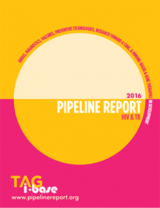 2016 Pipeline Report cover