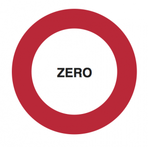 ZERO PARTNER graphic