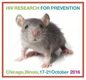 HIVR4P Mouse Logo