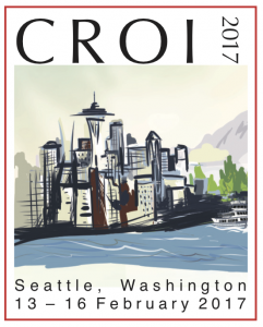CROI 2017, Seattle, Washington, 13-14 February 2017