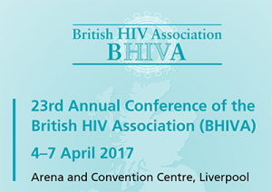 British HIV Association 23rd Annual Conference, Liverpool 2017