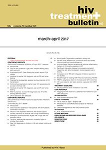 HIV Treatment Bulletin March-April 2017