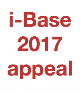 i-Base 2017 appeal