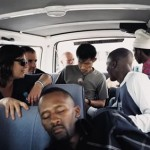 Travelling in a taxi, Cape Town