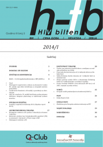HIV Bilten cover 2014 no1