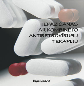 Latvian Intro 2009 cover