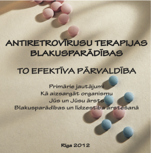 Latvian Side Effects 2012 cover