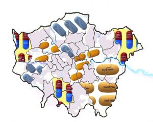 london map 2d