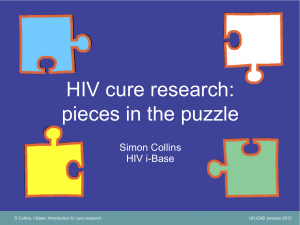 cure research slides graphic