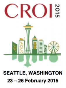 CROI 2015, Conference on Retroviruses and Opportunistic Infections