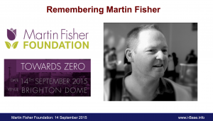 Martin Fisher talk graphic
