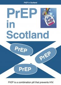 PrEP in Scotland cover