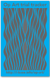 Op ART graphic